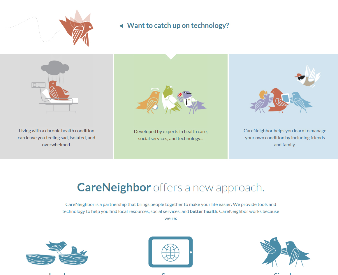 CareNeighborScreen