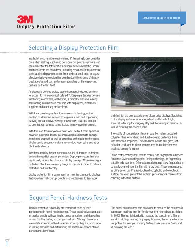 DisplayProtectionWeb